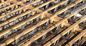 Metal Web Joists from GTE
