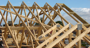 Trussed Rafters from GTE